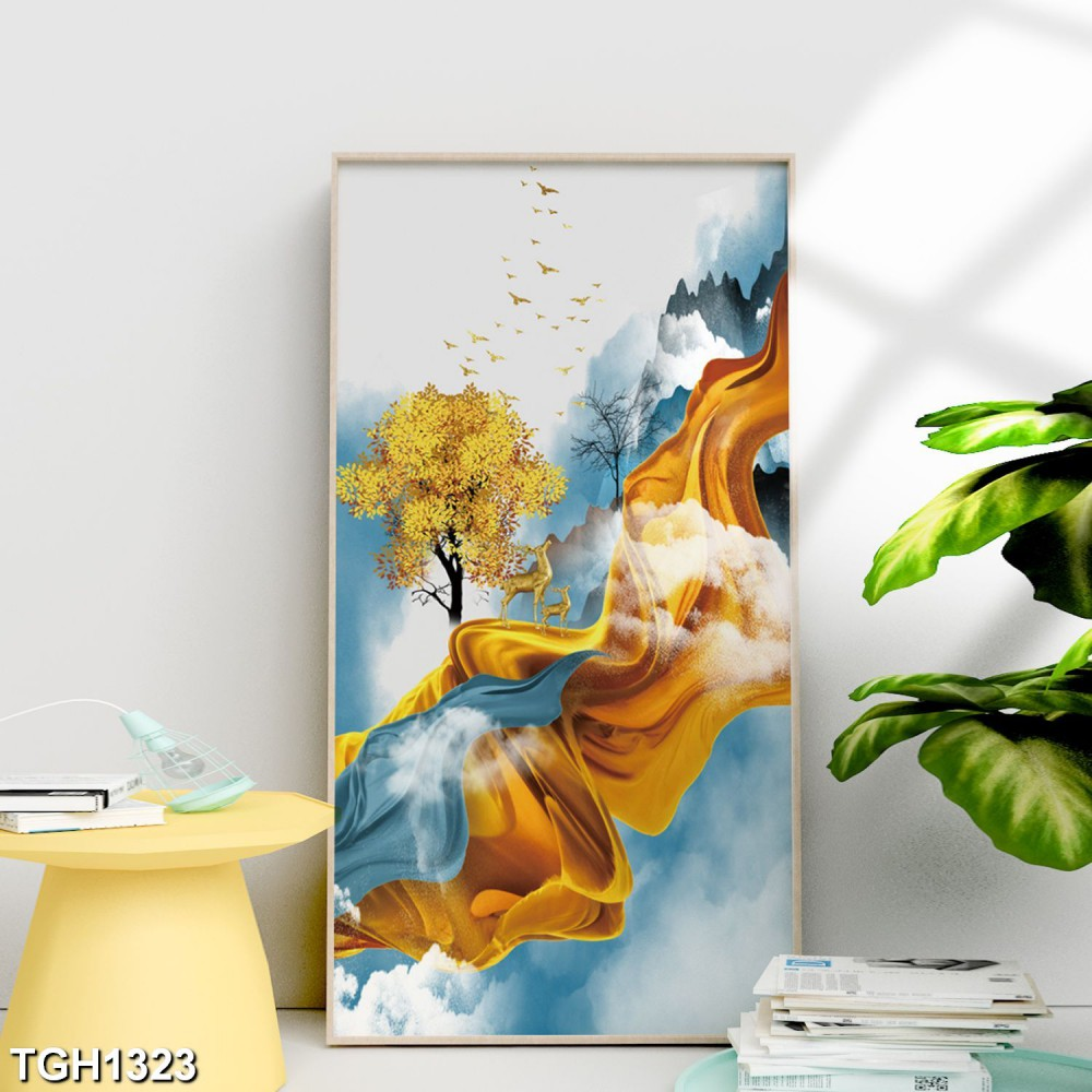 Canvas Arts for Living room -TGH1323