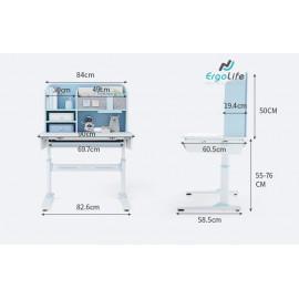 Ergonomic kid desk ERD-H10B