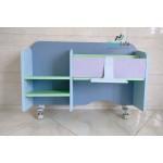Ergonomic desk bookshelf ERB-H10B