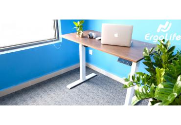 Những mẫu bàn nâng hạ tốt nhất tại ErgoLife