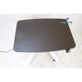 Ergonomic desk frame ERD-1100 (Black brown)
