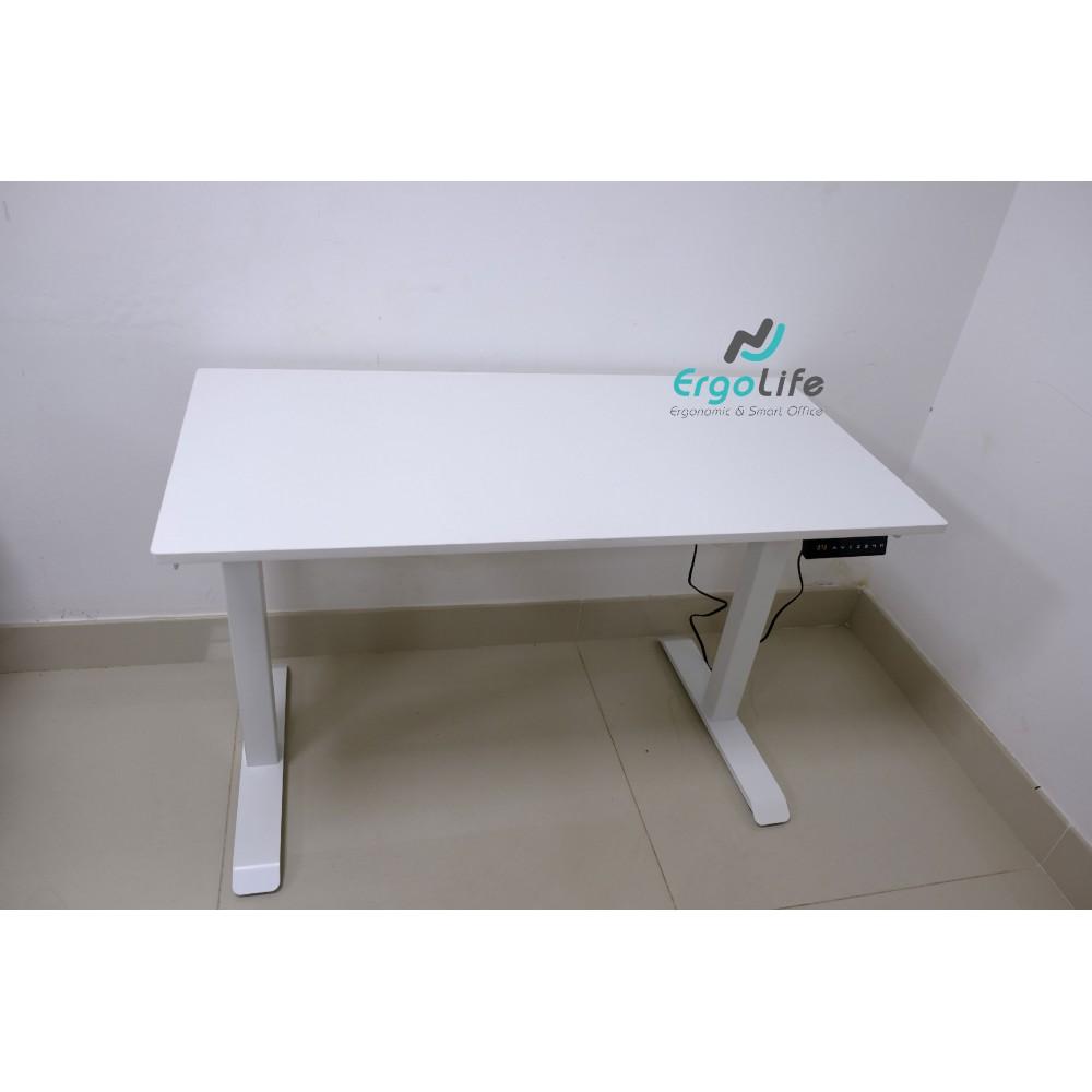 Bộ chân bàn làm việc đứng Ergonomic ERD-1210(Trắng)