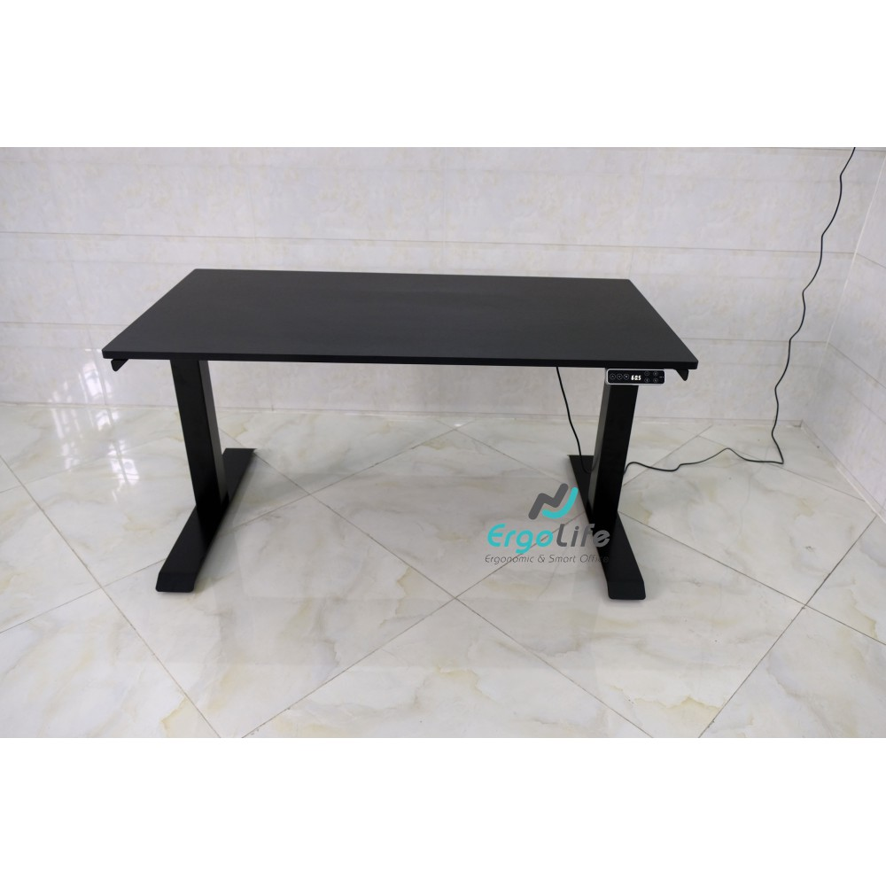 Ergonomic Desk ERD-2300B (Black)