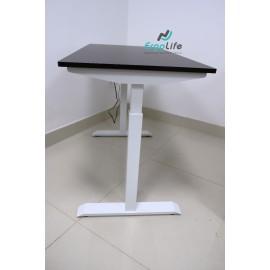 Bộ chân bàn làm việc đứng Ergonomic ERD-1210(Nâu đen)
