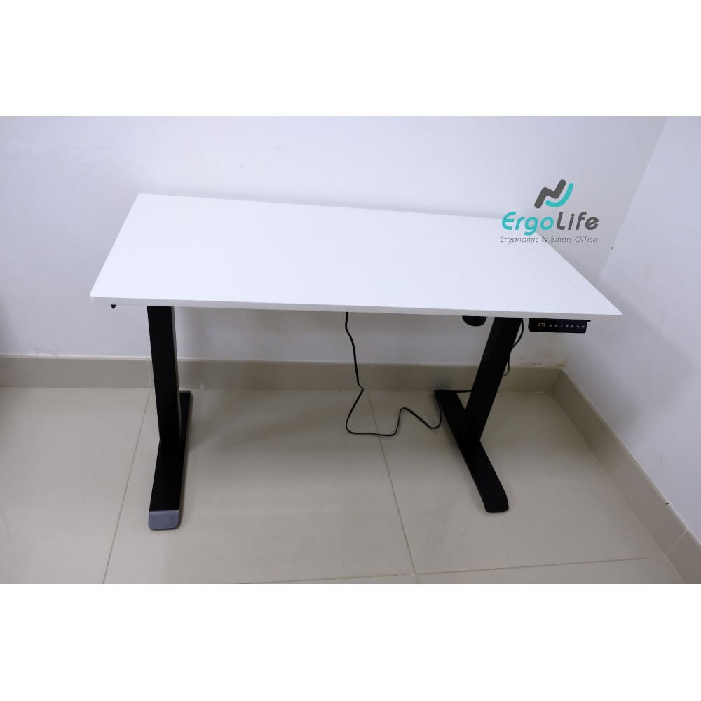 Ergonomic Desk ERD-1210B (White)