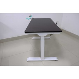 Bộ bàn làm việc đứng Ergonomic ERD-2300 (Nâu đen)