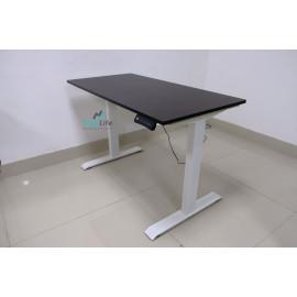 Bộ bàn làm việc đứng Ergonomic ERD-1200 (Nâu đen)