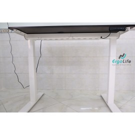 Ergonomic Desk ERD-2200 (Black brown)