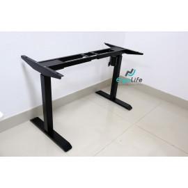 Ergonomic desk frame ERD-1210B (Only)