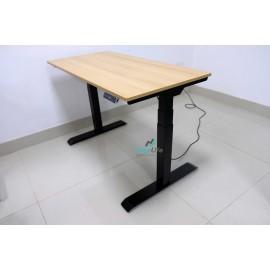 Bộ bàn làm việc đứng Ergonomic ERD-2300B (Vàng)