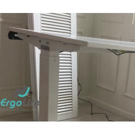 Bộ bàn làm việc đứng Ergonomic ERD-1200 (600x1.200mm_Trắng_101T)