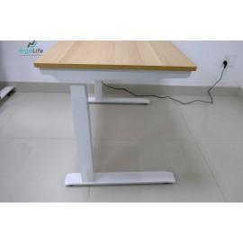 Bộ bàn làm việc đứng Ergonomic ERD-2300BZ (700x1400- Vàng)