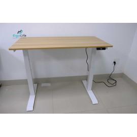 Bộ bàn làm việc đứng Ergonomic ERD-2300 (Vàng)
