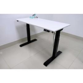 Ergonomic Desk ERD-2300B (White)