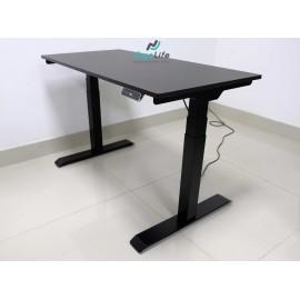 Ergonomic Desk ERD-2300B (Black brown)