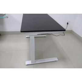 Bộ bàn làm việc đứng Ergonomic ERD-2300BZ (600x1200- Nâu đen)