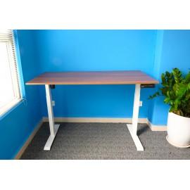 Bộ bàn làm việc đứng Ergonomic ERD_2300 (700x1.400mm_Brown-Walnut)